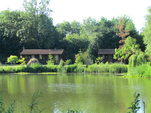 Mallard and Kingfisher Cabins