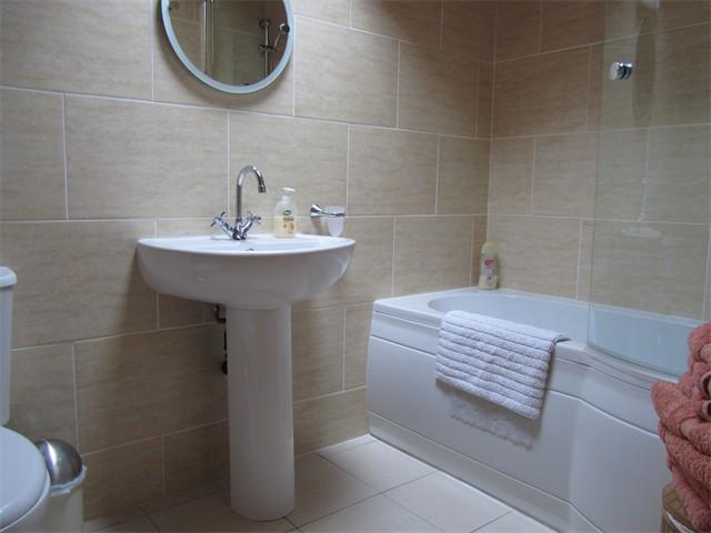 Swan Bathroom