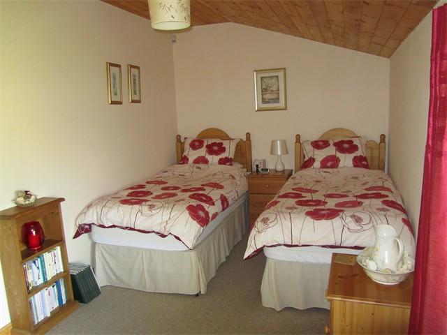 Swan Twin Bedroom